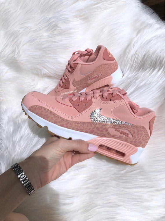 nike air max pink leopard