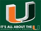 Athletics - University of Miami Hurricanes Official Athletic Site..Lets Go U..Big Game tonight