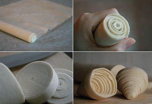 La Sfogliatella - traditional Italian pastry