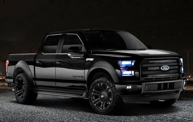 2015 blacked out pickup trucks - Google Search