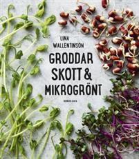 Lär dig grodda och odla skott och mikrogrönt! Det är lätt, går snabbt och är ett smart sätt att få i sig mer nyttigt grönt. Allt du behöver är ett durkslag eller en burk plus några frön. Låt ärter, linser, bönor, bovete och quinoa bli till grymma groddar och smarta skott.Grodda i burk, durkslag, sil eller påse. På höjden, i mörker eller under tryck. Spirande skott odlas på fuktat papper eller i jord. De olika metoderna beskrivs ingående och inspirerande, illustrerade av vackra recept- och…