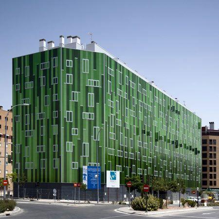 Sociale Groene Huisvesting (door SOMOS Arquitectos)