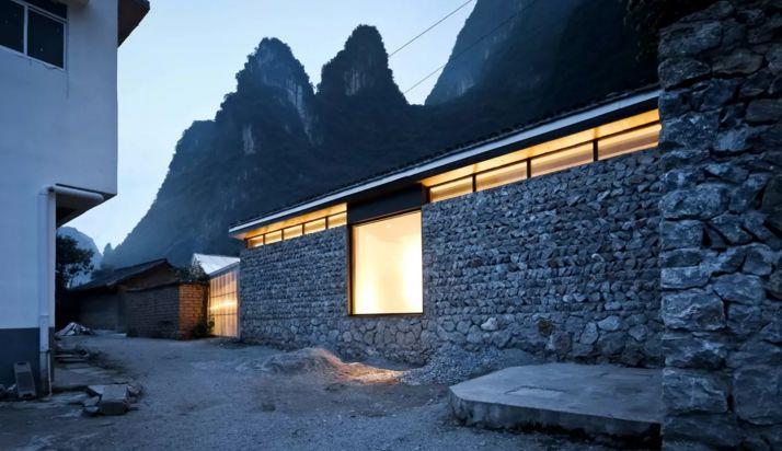 #Architecture in #China - #Restoration #Hotel by Atelier Liu Yuyang, ph Su Shengliang