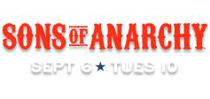 Sons of Anarchy! CAN'T WAIT!
