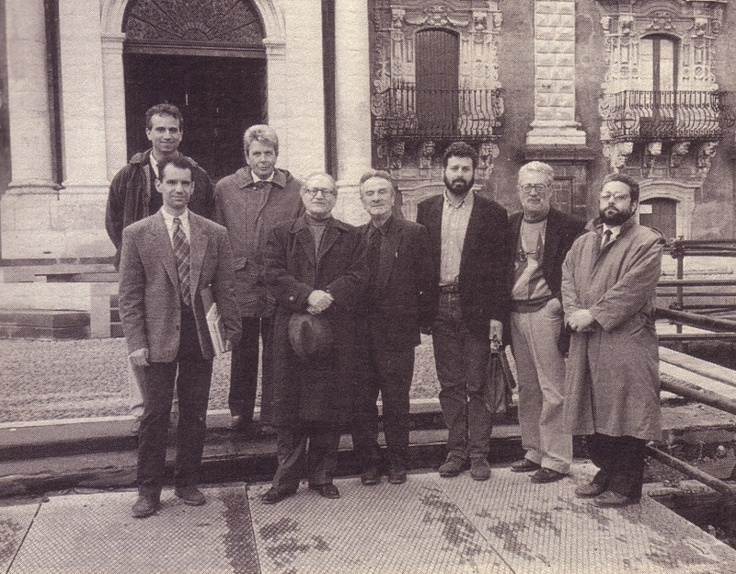 Giancarlo De Carlo e il Monastero dei Benedettini, Catania