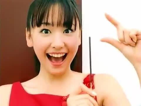 新垣結衣/Yui Aragaki ポッキー