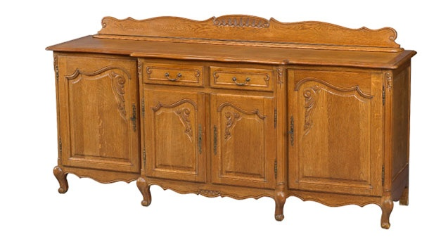 Sideboard found at the Antique Event