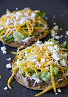 These yummy 5-minute tostadas are a must-make.