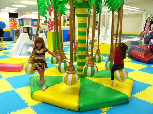 Hop-N-Play Indoor Playground
