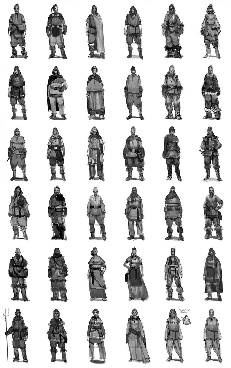 best ideas about character concept art character concept art for viking civilans for the game viking battle for asgard join us