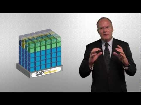 Cebit 2012: SAP Cloud Computing Strategy - The Application - YouTube