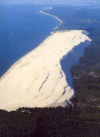 Dune du Pyla - France (océan atlantique)