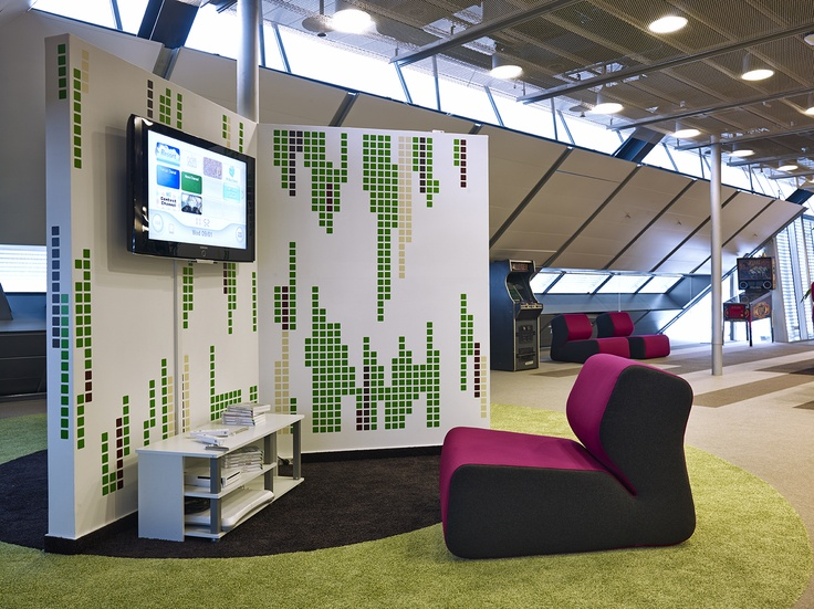 Basic Collection, LogMeIn Budapest #basiccollection #office #furniture #sofa #puff #design #interior