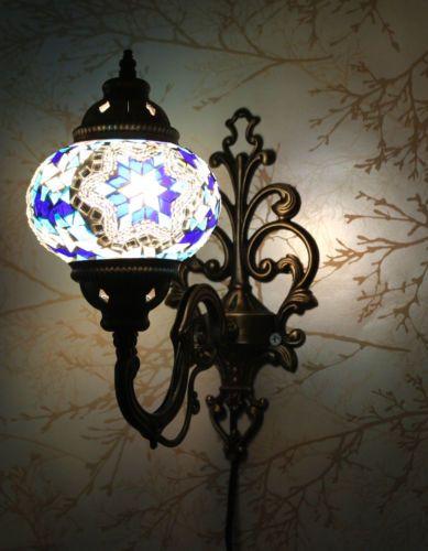 turkish style lighting. multicolourturkishmoroccanstylemosaicwallsconcelight turkish style lighting