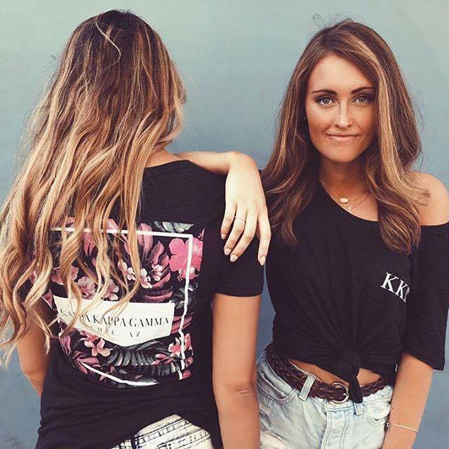 Kappa Kappa Gamma | Recruitment | Sisterhood | Bid Day | South by Sea | Greek Tee Shirts | Greek Tank Tops | Custom Apparel Design | Custom Greek Apparel | Sorority Tee Shirts | Sorority Tanks | Sorority Shirt Designs