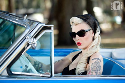 Pinup perfect