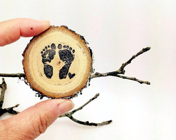 20 Country Baby Shower Magnets Favors by PineBranchDesigns