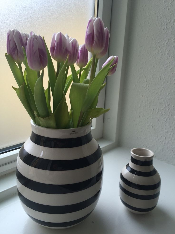 Kähler omaggio and tulips for the spring