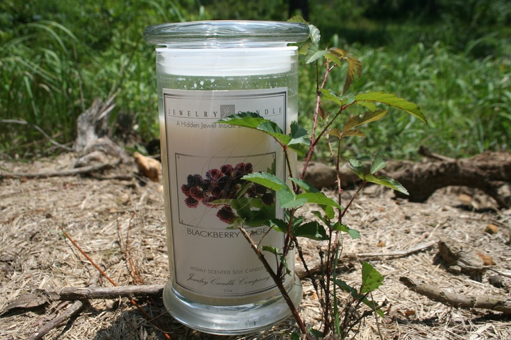 http://www.jewelrycandles.com/  This is our blackberry sage jewelry candle and it just smells amazing!
