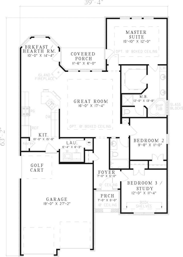 133 Best Perfect House Plans Images On Pinterest Ranch