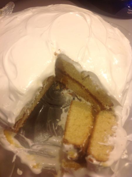 1000 Ideas About Dominican Cake Recipe On Pinterest