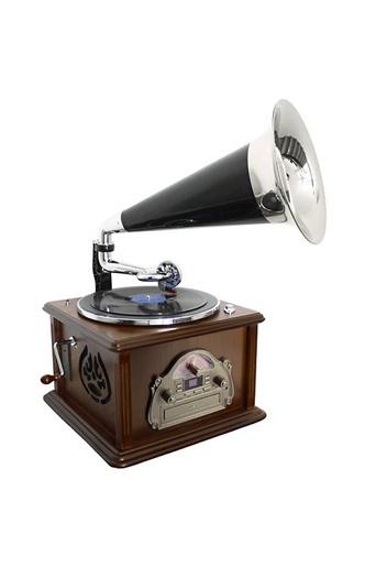 Soundmaster Platespiller retro nr912 Soundmaster Platespiller Retro (NR912)