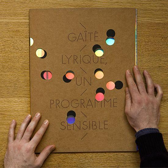 Gaîté Lyrique: Editorial Design by Helmo