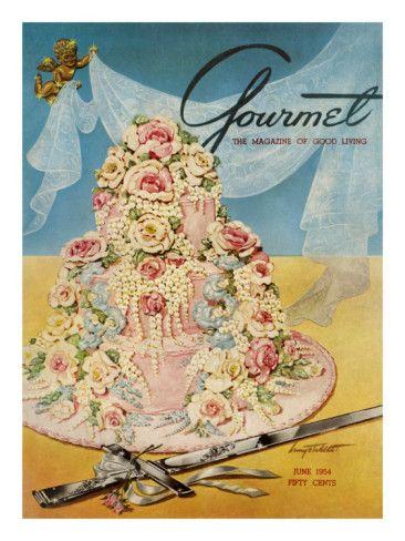 Gourmet, June 1954