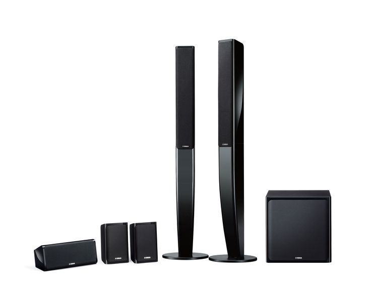 Yamaha NS-PA40 5.1-Channel Speaker System