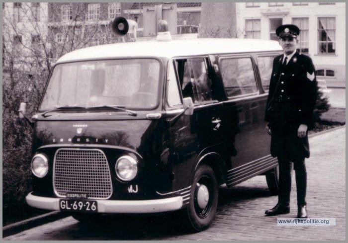GSA 1964 Ford Transit GL-69-26 BL Aardenburg(7V)
