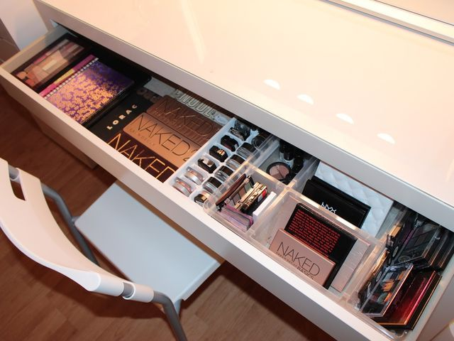 Best 25+ Makeup drawer dividers ideas on Pinterest | Diy makeup drawer  dividers, Diy makeup organizer drawers and Diy makeup dividers