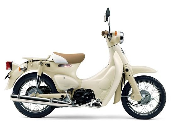 Honda Little Cub リトルカブ