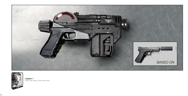 Dredd concept art gives us a closer look at Mega-City One