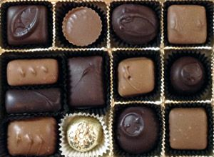 New England Tradition: Mrs. Nelson's Candy  --Photo Credit: Mrs. Nelson's Chocolate House