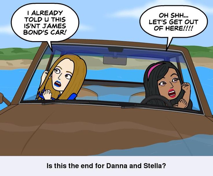 Is this the end for Danna and Stella?
