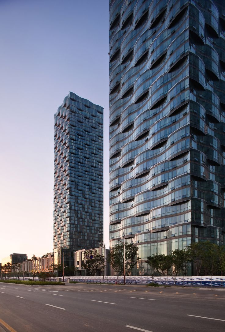 New Songdo City Mixed-Use Residential D22 |  Incheon, South Korea | Located on the northern edge of New Songdo City's Central Park, Block D22 forms a gateway to neighborhoods in the city's northern district.