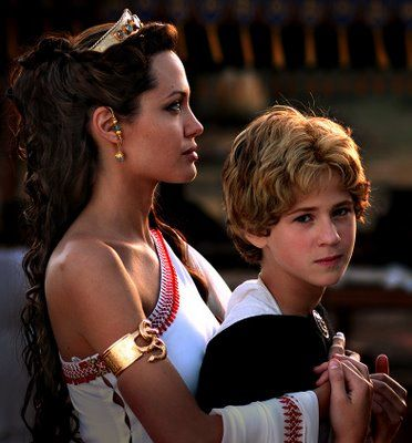 alexander and olympias relationship