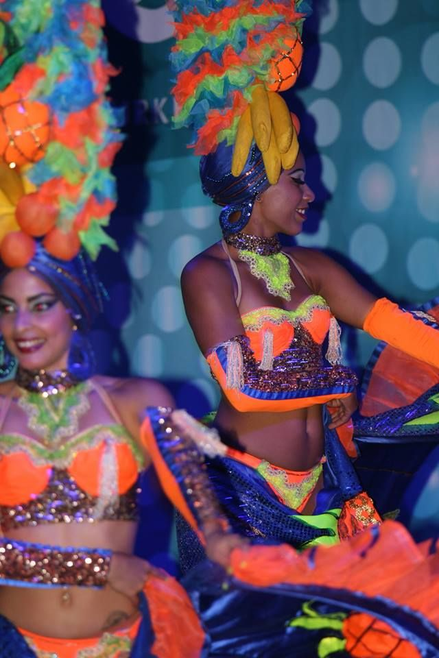 Professional shows or live music are presented every evening at Hotel Turquoise. Below Cuba Dance Show, enjoy!