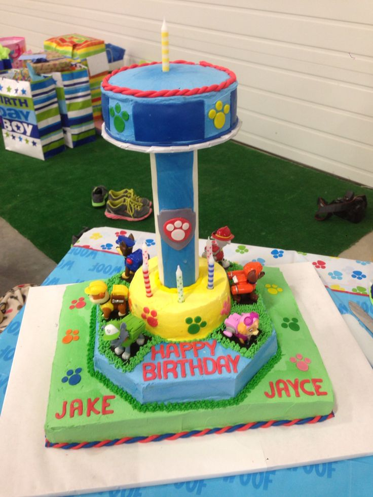 paw patrol cake 1000 images about paw patrol on 6391
