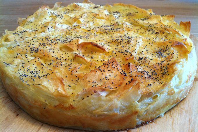 Peynirli börek | mybeautifulcookbook