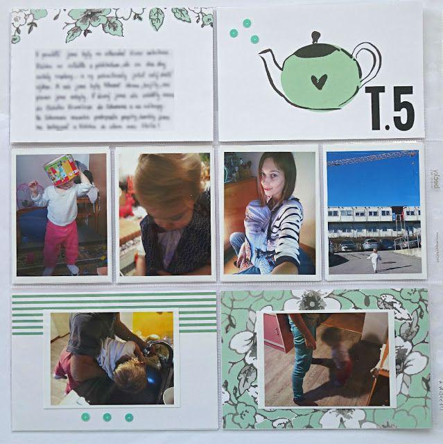 VIPETA: PROJECT LIFE   Jak na PL stránku hotovou za 5 minut / Family Portraits