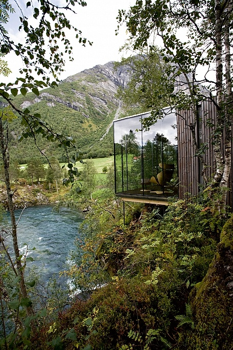 architecture norway | Viewpoint Gudbrandsjuvet