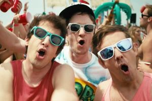 Video Premiere: The Lonely Island - Spring Break Anthem [Explicit]