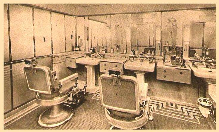 Normandie le salon de coiffure