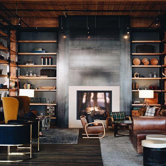 Fireplace Modern Bedroom Decor Scandinavian Furniture Modern Bedroom
