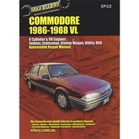 Holden Commodore VL 1986-1988 with MPN EP-C2