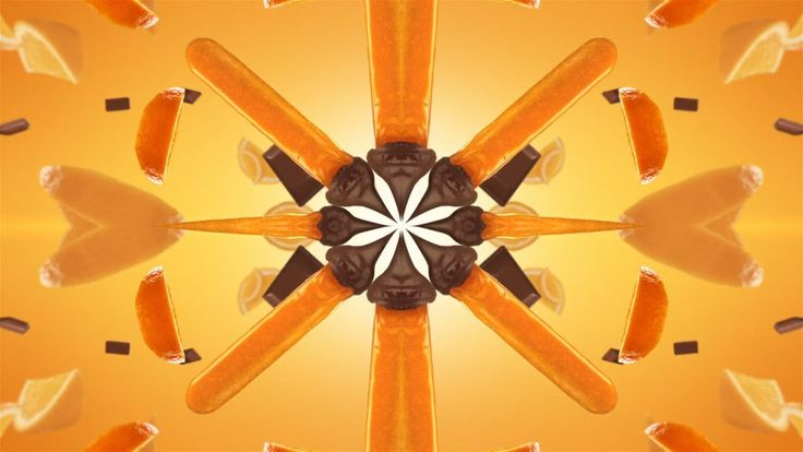 See how a tasty, chocolate and jelly cookie is made. A psychedelic, animated kaleidoscope of oranges, cookies, and chocolate.  Production: Bites Director: Jakub Laskus Agency: Brainbox  Editor: Kuba Tomaszewicz Post/Motion Design: Stage2  Color Grading: Stage2 (Celina Wesołowska)  Sound: Ztudio