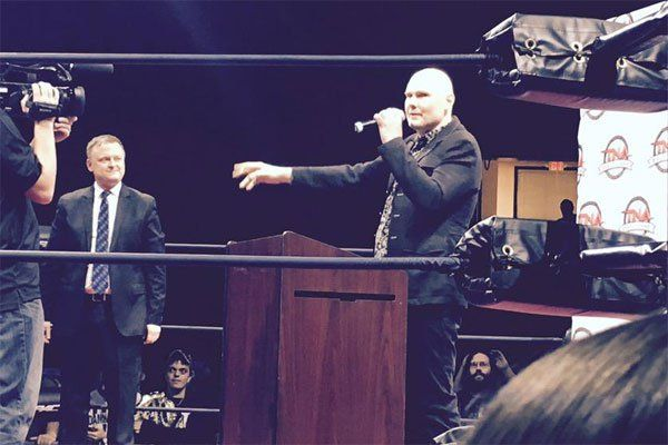 Photos: Earl Hebner Inducted Into TNA Hall Of Fame On Saturday