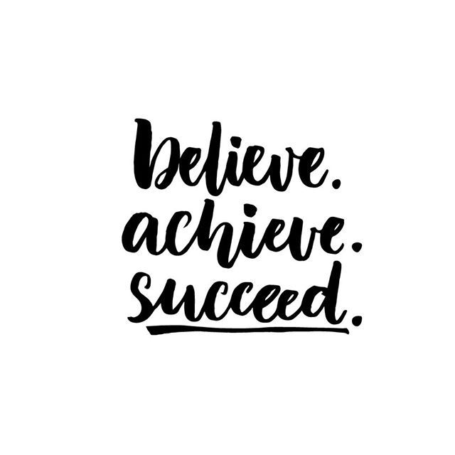 Good Morning! Believe, achieve and succeed! #quote #believe #sheenmagazine…