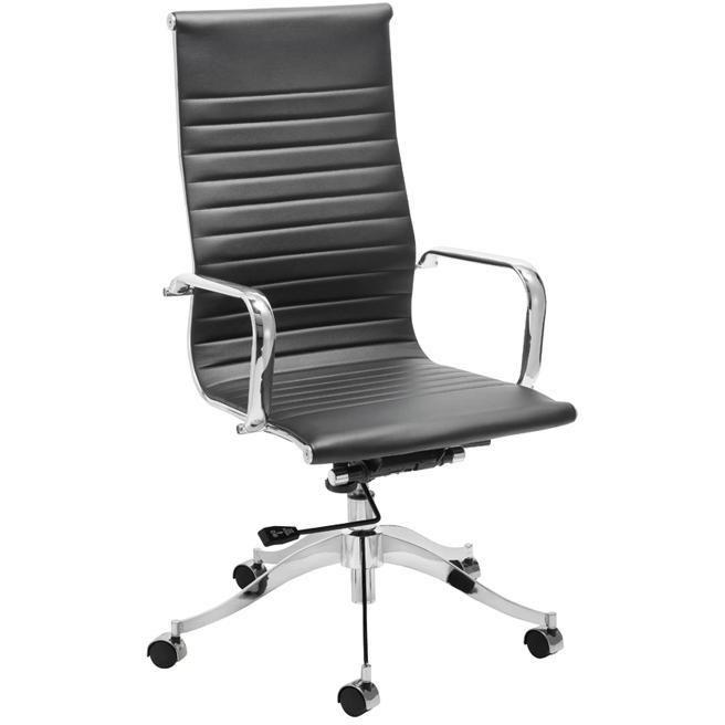 Modrest Graham Modern Black Office Chair